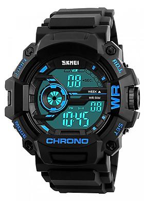 Đồng hồ nam dây cao su Skmei 1233