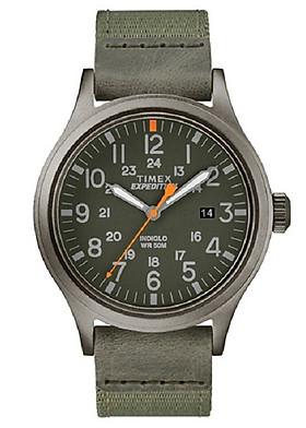 Đồng Hồ Nam Timex Expedition Scout TW4B14000MK 40mm - Xanh lá