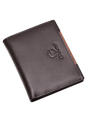 """Ví Nam At Leather AT040-N (11.5 x 10 cm) - Nâu giá chỉ còn <strong class=""""price"""">189.000đ</strong>"""