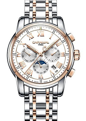 Đồng hồ nam Carnival G79901.101.717
