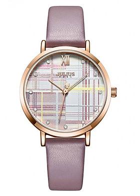 Đồng hồ nữ Julius JA-1133C (Hồng)