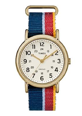Đồng Hồ Nữ Dây Vải Timex Weekender TW2R10100MK