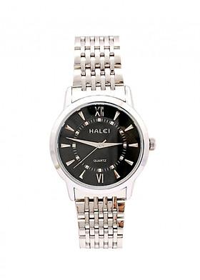 Đồng hồ Nam Halei - HL509 Dây trắng