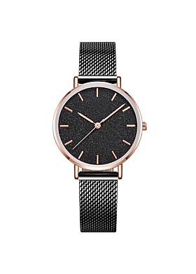 Đồng hồ nữ dây kim loại Aborni Galaxy