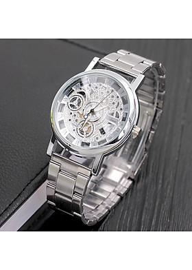 Đồng hồ nam dây kim loại cực chất cực đẹp DH102