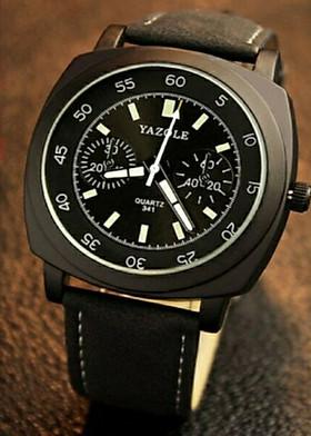 Đồng hồ nam Yazole 341