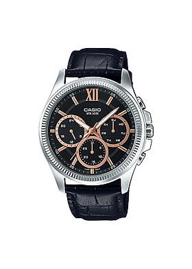 Đồng hồ nam Casio Standard chính hãng MTP-E315L-1AVDF