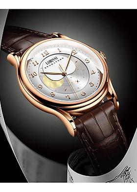Đồng hồ nam chính hãng Lobinni No.1810