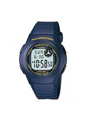 Đồng hồ nam Casio F-200W-2BDF dây nhựa