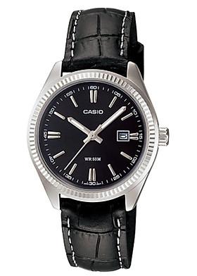Đồng hồ nữ dây da Casio LTP-1302L-1AVDF