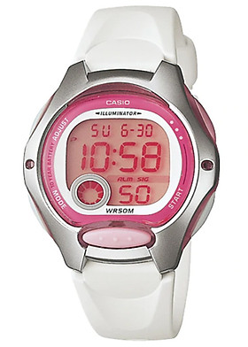 Đồng hồ nữ dây nhựa Casio LW-200-7AVDF