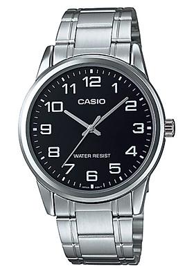 Đồng hồ nam dây kim loại Casio MTP-V001D-1BUDF