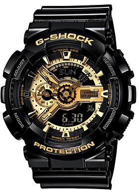 Đồng hồ nam dây nhựa Casio G-SHOCK GA-110GB-1ADR