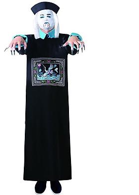 Hình ảnh Trang Phục Cương Thi Bộ Đồ Hóa Trang Cương Thi Dành Cho Lễ Hội Halloween Kinh Dị