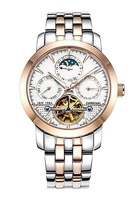 Đồng hồ nam dây thép Carnival G75201.101.717