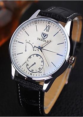 Đồng hồ thời trang Yazole 314 dành cho Nam giới - nhập khẩu