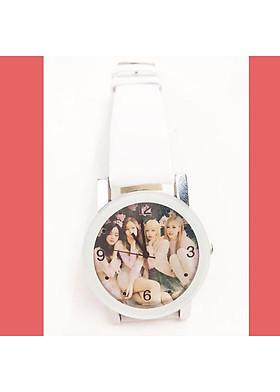 Đồng hồ Blackpink đeo tay nam nữ thiết kế phong cách Hàn quốc thời trang cá tính sang trọng phù hợp đi học đi chơi tặng ảnh thiết kế Vcone