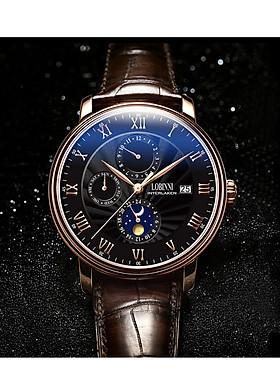 Đồng hồ nam chính hãng Lobinni No.1023-3