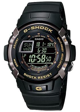 Đồng hồ nam dây nhựa Casio G-SHOCK G-7710-1DR