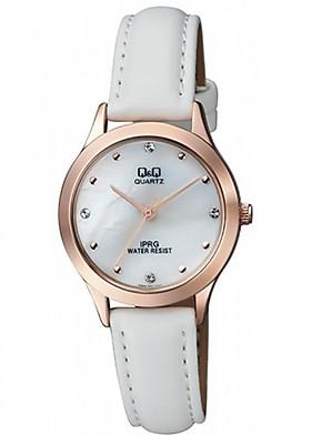 Đồng hồ nữ Q&Q Citizen QZ05J101Y dây da