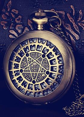 Đồng hồ quả quýt đeo cổ sao trời