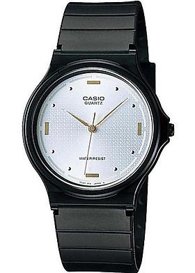 Đồng hồ unisex dây nhựa Casio MQ-76-7A1LDF