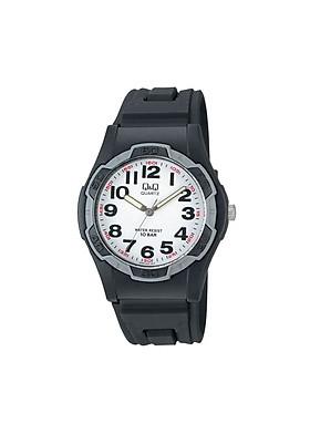 Đồng hồ nam thể thao Q&Q VP94J004Y  kim dạ quang dây nhựa thương hiệu Nhật Bản
