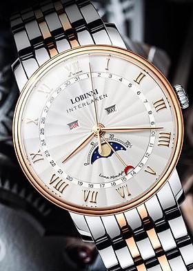 Đồng hồ nam chính hãng LOBINNI L3604-1