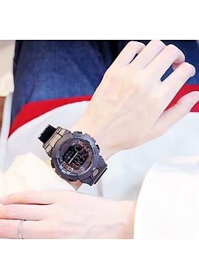 Đồng hồ đeo tay nam nữ namoni unisex thời trang DH45