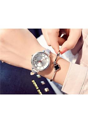 Đồng hồ nữ dây da TAQIYA6456