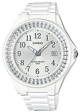 Đồng hồ nữ dây nhựa Casio LX-500H-7B2VDF