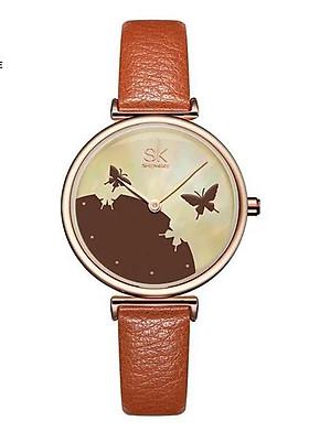 Đồng hồ nữ chính hãng Shengke Korea K0101L