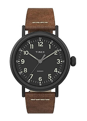Đồng hồ Nam Timex Standard  Leather Strap Watch TW2T69300 - 40mm