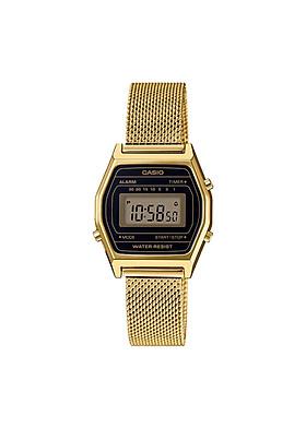 Đồng Hồ Nữ Dây kim loại Casio LA690WEMY-1DF (27 mm ) - Vàng