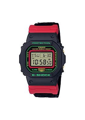 Đồng hồ Casio Nam G SHOCK DW-5600THC-1DR