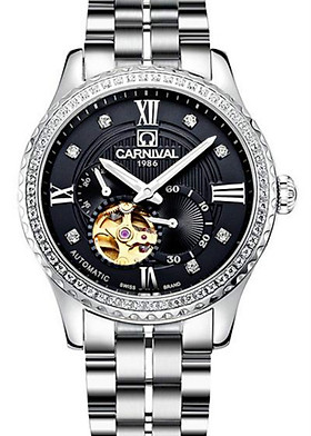 Đồng hồ nam Carnival G50602.302.011