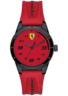 Đồng Hồ Nam Dây Cao Su Ferrari 0860008 (34mm)