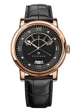 Đồng hồ nam chính hãng Poniger P16.015-2