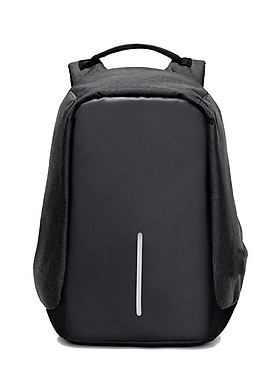 Hình ảnh Balo laptop CHỐNG TRỘM, CHỐNG SỐC, CHỐNG NƯỚC (đen)