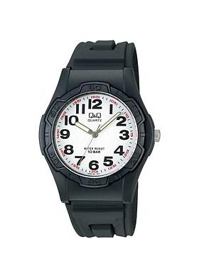 Đồng hồ nam thể thao Q&Q  VP94J001Y kim dạ quang dây nhựa thương hiệu Nhật Bản