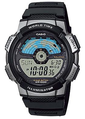 Đồng hồ nam dây nhựa Casio AE-1100W-1AVDF
