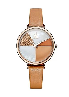 Đồng hồ nữ chính hãng Shengke Korea 11K0109L