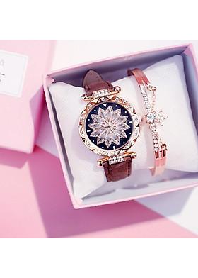 Đồng hồ đeo tay nam nữ unisex hamino thời trang DH26