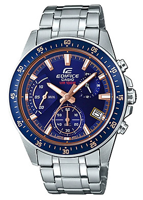 Đồng hồ nam dây kim loại Casio EDIFICE EFV-540D-2AVUDF