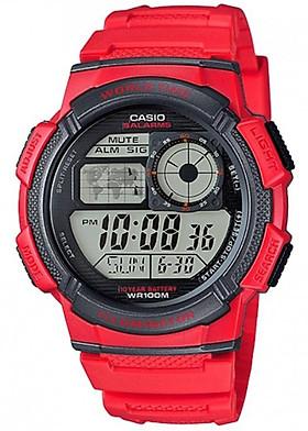 Đồng hồ nam dây nhựa Casio AE-1000W-4AVDF