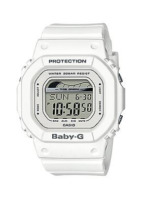 Đồng hồ nữ dây nhựa Casio Baby-G chính hãng BLX-560-7DR