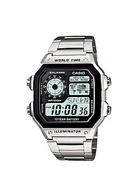 Đồng hồ nam Casio Standard chính hãng AE-1200WHD-1AVDF