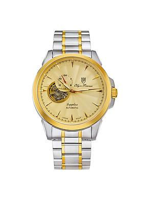 Đồng hồ nam dây kim loại Automatic Olym Pianus OP990-083AMSK vàng