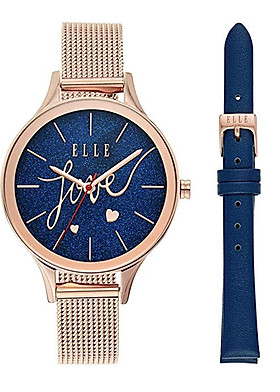 Đồng hồ Nữ Dây Kim Loại ELLE ELL27002