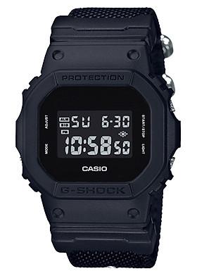 Đồng hồ nam Casio G-Shock chính hãng DW-5600BBN-1DR
